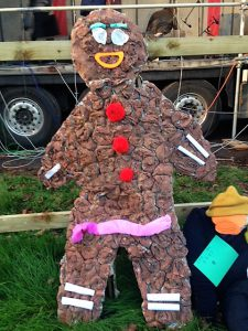 Gerald the Gingerbreadman - Tring Park Nursery